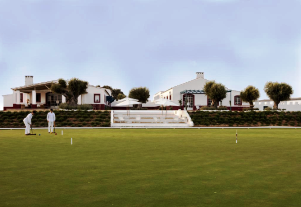 Hotel and Croquet Club Quinta da Chamine